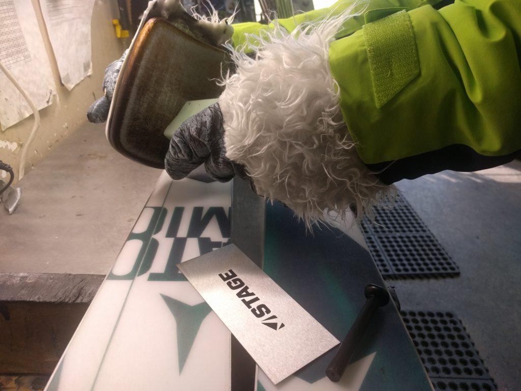 Season ski renters get free tunes
