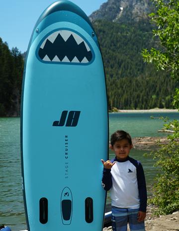 Jr Paddleboard Rental Shop